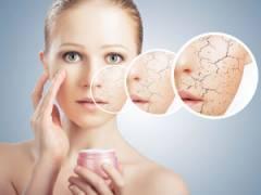 Увлажнение сухой кожи