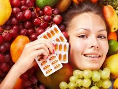 Витамины для кожи