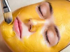 Желтый пилинг