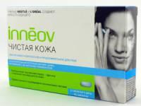 Витамины Иннеов «Чистая кожа»