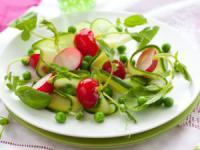 полезные салат