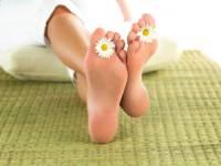 Ухоженные ноги
